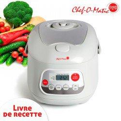 Robots culinaires teleachatdirect - Robot chef o matic pro ...