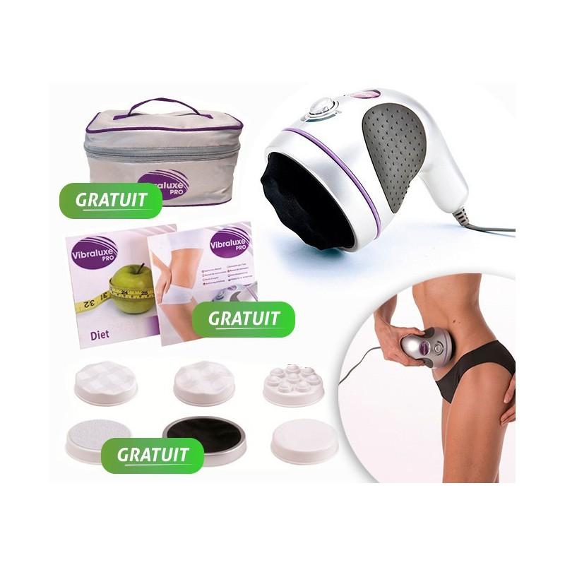 appareil de massage vibraluxe pro achetez au meilleur. Black Bedroom Furniture Sets. Home Design Ideas