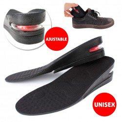 Hausses pour chaussures avec chambre à aire