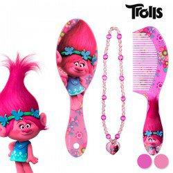 Kit de Beauté pour Enfants Trolls