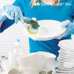 Kit de Nettoyage Dish Scrubb Mix (5 pièces)