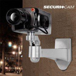 Fausse Caméra de Surveillance Securitcam T6000