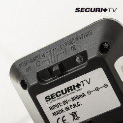 Simulateur de Télévision Securi+TV
