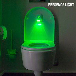 Voyant Lumineux pour Toilettes Presence Light