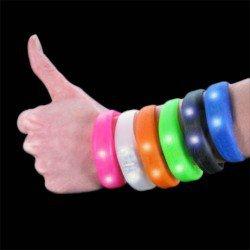 Bracelet Silicone Blink Bandz
