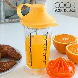 Verre-Mélangeur avec Presse-Agrumes Cook Yolk & Juice