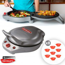 DUADINE STONEWELL + 8 MOULES EN SILICONE