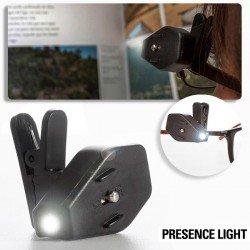 CLIP LED 360º POUR LUNETTES PRESENCE LIGHT