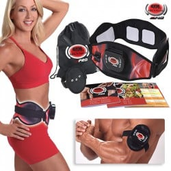 GYM ABS-A-ROUND PRO 360º, CEINTURE ELECTROSTIMULATIONS MUSCULAIRE