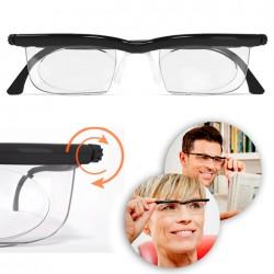 Gafas de lectura con enfoque variable