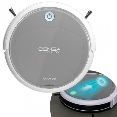 ASPIRATEUR INTELLIGENT CONGA SLIM 890