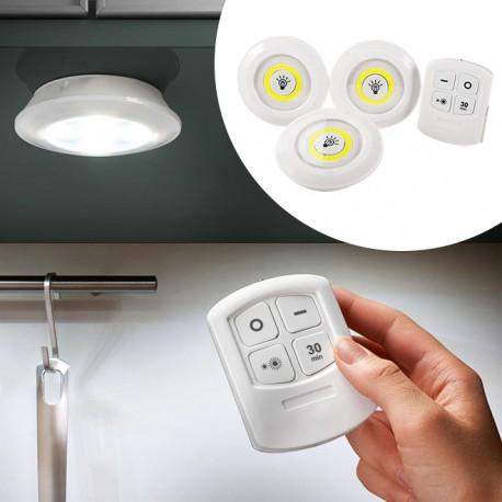 lampe led sans fil avec telecommande achetez au meilleur prix. Black Bedroom Furniture Sets. Home Design Ideas