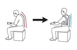 corrector 3 - Corset correcteur postural Idéal pour votre dos
