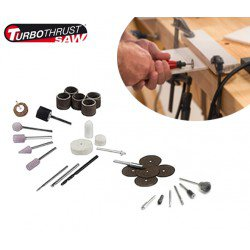 PACK 250 ACCESSOIRES MULTI POWER SAW