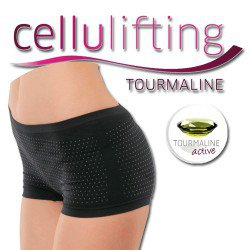 SHORTY REDUCTEUR AVEC TOURMALINE ACTIVE EFFET PUSH UP